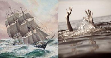 डूबते हुए जहाज में पति-पत्नी थे औऱ किसी एक की जान ही बच सकती थी, जानें किसकी जान बची और क्यों
