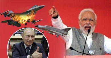 रूस का सीना हुआ गर्व से चौड़ा जब उनके 1960 में बने मिग-21 से अभिनंदन ने मार गिराया अमेरिकन F-16