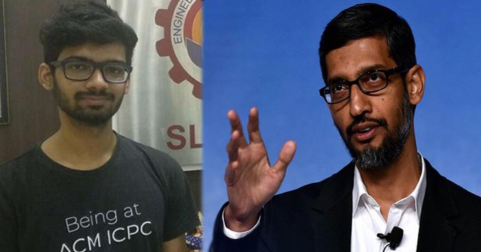 Photo of गूगल में पूछे जाते हैं फनी और क्रिएटिव तरह के सवाल, इस लड़के को गूगल ने खुद ऑफर की नौकरी
