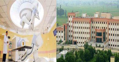 ये है देश का सबसे बड़ा कैंसर हॉस्पिटल, जहां पर एक ही बार में होगा कैंसर के ट्यूमर का खात्मा