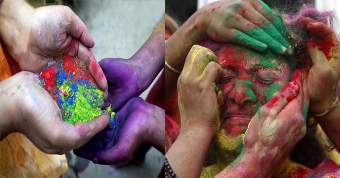होली में रंगों के इस्तेमाल में इस तरह बरतें सावधानियां, वरना भारी पड़ सकती है होली की खुमारी