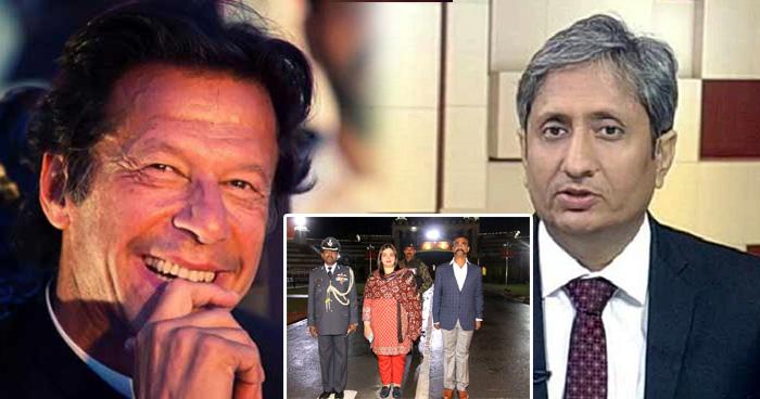 Photo of रवीश कुमार की फिर जागी पाकिस्तान भक्ति, इमरान खान को दिया 'अभिनंदन' की रिहाई का क्रेडिट