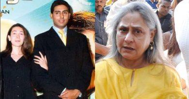 """जया बच्चन ने बताया कि क्यों उन्होंने करिश्मा को छोड़ ऐश्वर्या को बनाया बहू, कहा- """"करिश्मा में वो"""