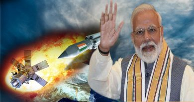 अंतरिक्ष महाशक्ति बनने वाला चौथा देश बना भारत, 3 मिनट में 300 किलोमीटर दूर सैटलाइट को मार गिराया
