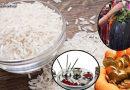 मात्र 4 चावल के दाने बदल सकते हैं आपकी किस्मत, जानें कैसे