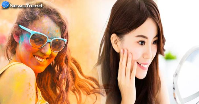 Photo of होली के रंगों से इस तरह से करें अपने बालों और त्वचा की रक्षा, इन बातों का रखें खास ध्यान