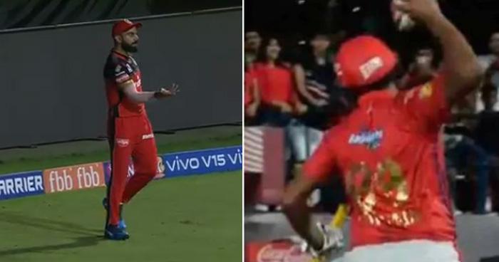 Photo of IPL:विराट ने कैच लेने के बाद अश्विन को चिढ़ाया, गुस्से में खिलाड़ी फेंकने लगा सामान, देखिए VIDEO