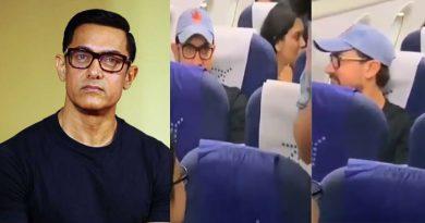 इकोनॉमी क्लास में आमिर ने किया ट्रैवेल तो लोगों ने कर दिया ट्रोल, कहा- भीख मांगते ना दिखने लगें