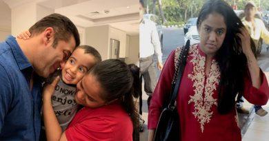 सलमान के भांजे को यूजर्स ने कहा पोलियो का मरीज, भड़की अर्पिता खान ने कहा- आप लोग बेहूदा हैं जो..