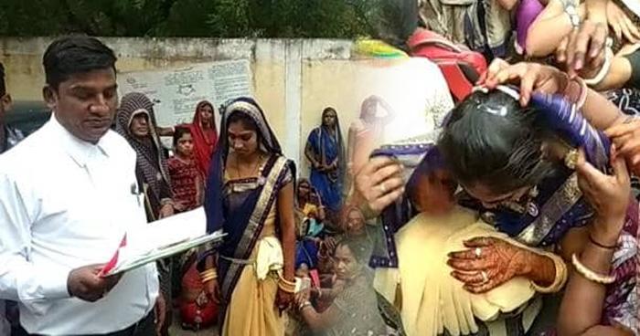 Photo of शादी से ठीक पहले जेल गया दूल्हा, तो बारातियों संग कोर्ट जा पहुंची दुल्हन ने कहा- 'मुझे आज ही..'