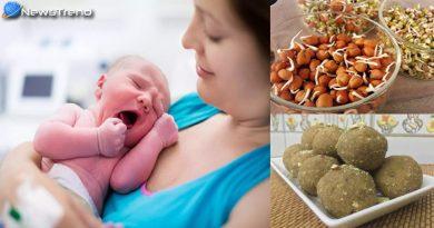 बच्चे के जन्म के बाद मां के खाने में शामिल करें ये 5 पौष्टिक आहार, हो जाएगा शरीर मजबूत