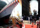 पाकिस्तान के पसीने छुड़ाएगा, भारतीय नौसेना का स्वदेशी युद्दपोत आईएनएस इंफाल