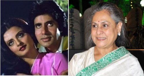 Photo of अमिताभ और रेखा की लव स्टोरी पर जब जया बच्चन ने तोड़ी थी चुप्पी