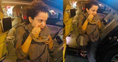 दिल्ली की सड़कों पर गोलगप्पे खाती दिखीं कंगना रनौत, लोगों ने पूछा- 'कैसा लगा स्वाद?'
