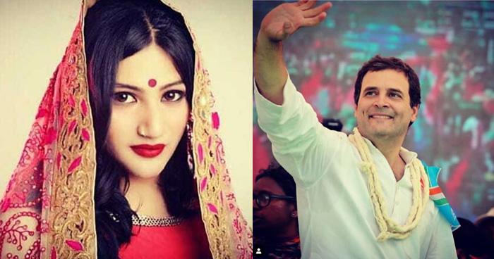 Photo of राहुल की जीत के लिए नवरात्रि का व्रत रख रही है ये टीवी एक्ट्रेस, कहा- हमारे लिए ही शादी नहीं की