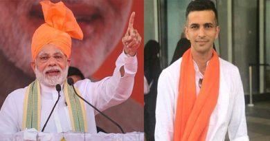 नरेंद्र मोदी को वोट देने सात समुंद्र पार से आया ये शख्स, छोड़ दी ऑस्ट्रेलिया की बेहतरीन जॉब