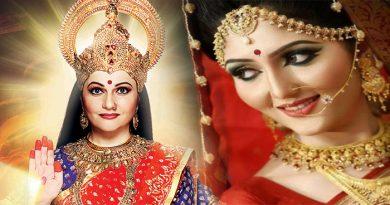 इस नवरात्रि पर करें इन श्रृंगार से देवी मां को प्रसन्न, जाने किस श्रंगार का क्या होता है महत्व