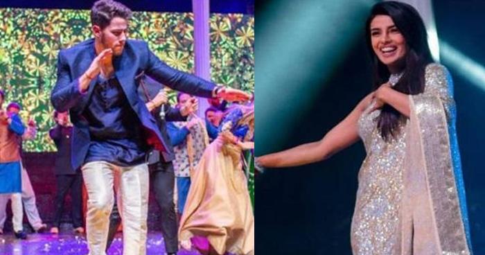 वायरल हुआ प्रियंका के 'विदेशी' पति का 'देसी' डांस, गोविंदा के इस मजेदार गाने पर जमकर लगाए ठुमके