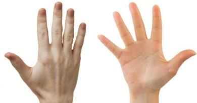 उँगलियों की बनावट और उनके बीच की दूरी बताती है शुभ और अशुभ के संकेत, इस तरह जानिए