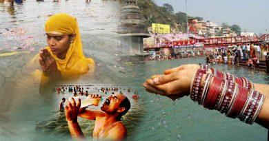 तो इस वजह से गंगा के पानी को इतना पवित्र माना जाती है...