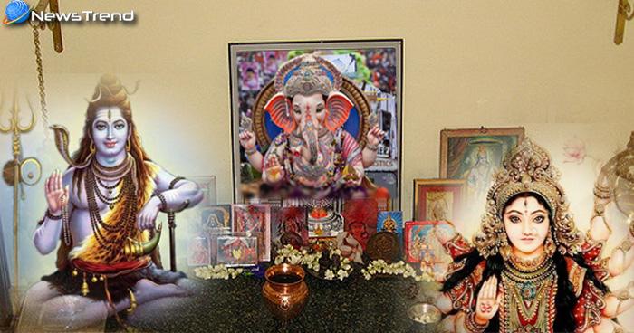 Photo of घर के मंदिर में इन भगवानों की मूर्तियों को रखने से मिलता है विशेष फल