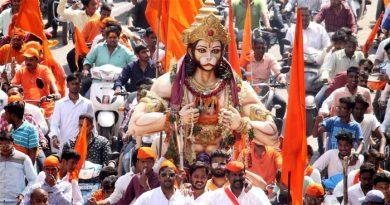 रामनवमी के मौके पर पश्चिम बंगाल में फिर गरमाई सियासत, VHP को नहीं मिली रैली की इजाजत