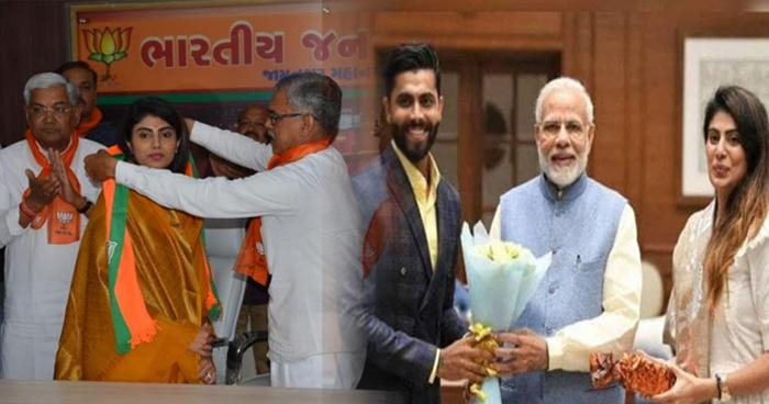 Photo of रविंद्र जडेजा ने वर्ल्डकप टीम में सेलेक्शन के बाद ही किया बीजेपी को समर्थन, कही ये बड़ी बात