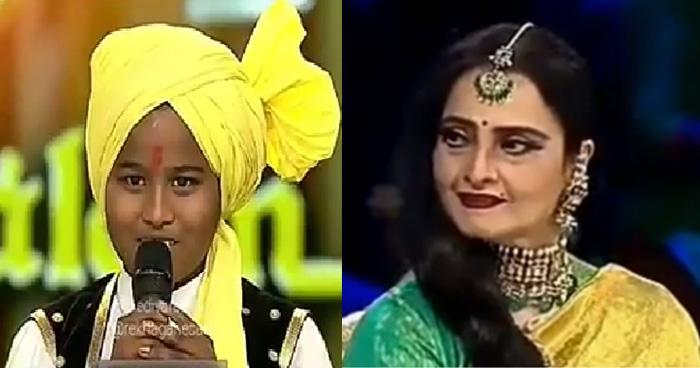 Photo of Video : अमिताभ बच्चन के नाम पर रेखा का आया ऐसा रिएक्शन, सभी फैंस देखते रह गए