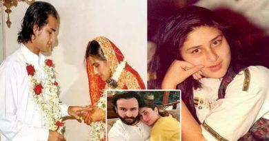 करीना ने 12 साल की उम्र में अटेंड की थी सैफ और अमृता की शादी, 'मुबारक हो अंकल' कहकर दी थी बधाई