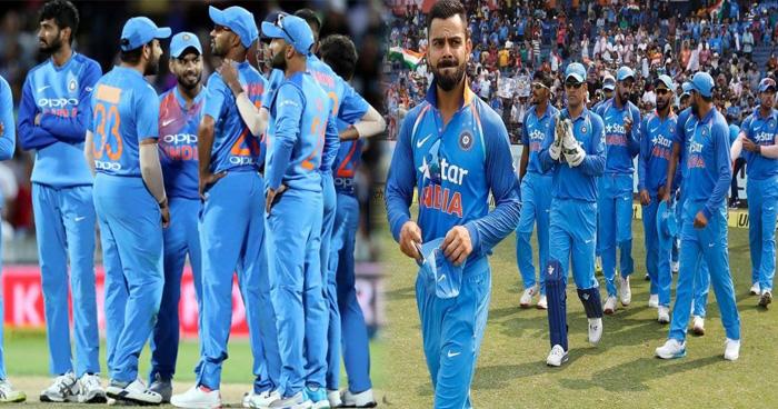 Photo of भगवा रंग की जर्सी पहन 'क्रिकेट वर्ल्ड कप' खेल सकती हैं टीम इंडिया,  जानिए ख़ास वजह