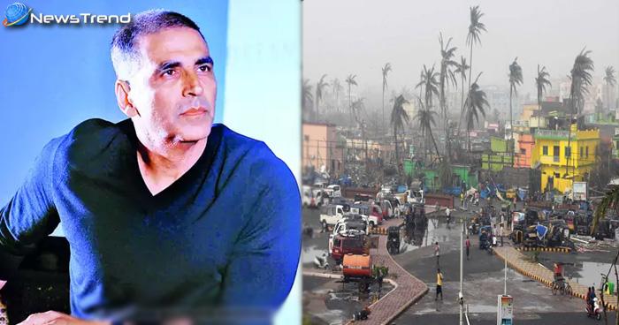 Photo of पुलवामा के बाद अक्षय कुमार ने की ओडिशा 'फोनी तूफान' पीड़ितों की मदद, दान किये इतने करोड़ रुपये