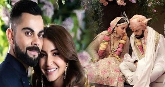 Photo of अनुष्का और विराट ने अपनी शादी से पहले बोला था ये झूठ, अब खोला है राज