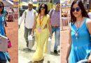 पीली साड़ी के बाद अब चुनाव अधिकारी नीली ड्रेस वाली की मच रही है धूम, देखिए तस्वीरें