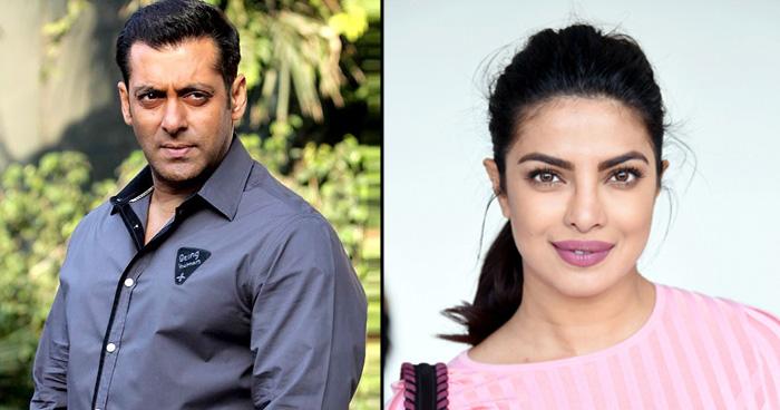 Photo of प्रियंका चोपड़ा के फिल्म भारत छोड़ने पर सलमान खान ने दिया बयान, जानिए भाईजान ने ऐसा क्या कहा