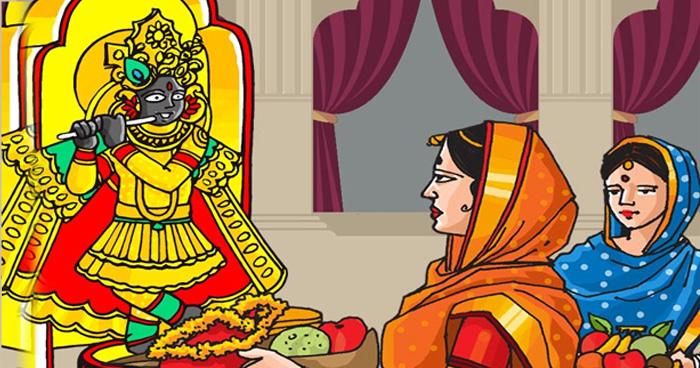 Photo of इन वजहों से पूजा करते समय दी जाती है सिर ढकने की सलाह, पुराणों में बताया गया है सिर ढकने का कारण