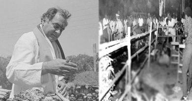 पांव छूने के लिये झुकी मानव बम धनु और फिर…इस तरह रची गई थी राजीव गांधी की हत्या की साजिश