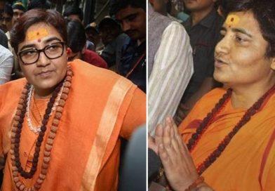 जीत के करीब साध्वी प्रज्ञा ठाकुर बोली – 'मेरी विजय में धर्म की विजय, अधर्म का नाश'