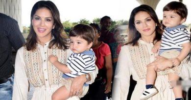 जुड़वा बच्चों संग एयरपोर्ट पर नजर आई सनी लियोनी, तो लोग बोलें- 'अरे ये तो दूसरा...'