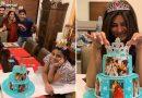 सुष्मिता सेन ने पुरे किये 'मिस यूनिवर्स' के 25 साल, तो बेटी-बॉयफ्रेंड ने दिया ऐसा सरप्राइज, देखे विडियो