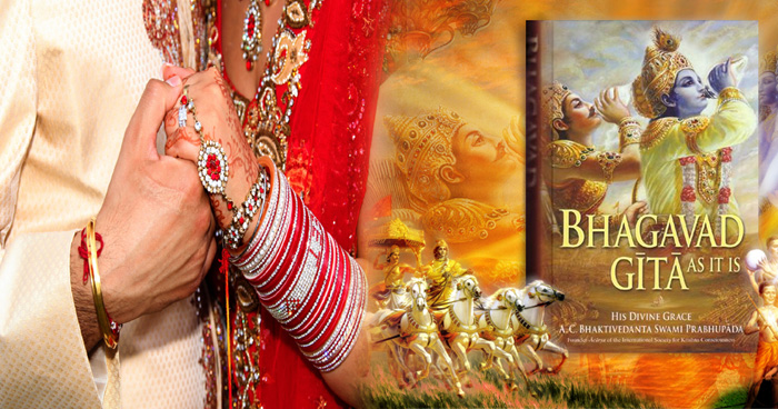 Photo of सुखी वैवाहिक जीवन के लिए श्रीमद् भागवत गीता में बताई गई इन बातों का पालन करें