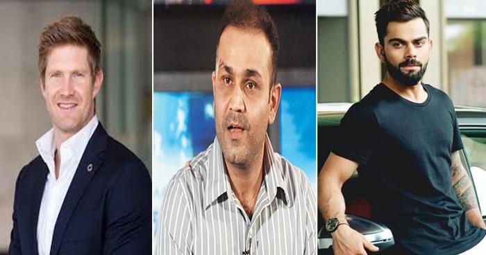 Photo of बेशुमार दौलत के मालिक हैं दुनिया के ये 5 क्रिकेटर्स, तीसरे नंबर वाले के पास है सबसे अमीर