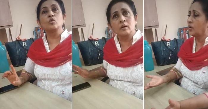 Video :  माँ ने किया स्कूल प्रिंसिपल का पर्दाफाश, घटिया सोच के चलते नहीं दे रही थी एडमिशन