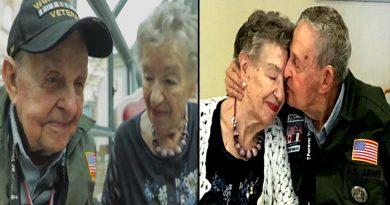 अनोखी प्रेम कहानी: सेकंड वर्ल्ड वार में हुआ था प्यार, बिछड़ने के 75 साल बाद दुबारा मिले
