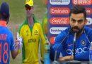 भारत की जीत के बाद प्रेस कांफ्रेंस के दौरान विराट कोहली ने आस्ट्रेलियन खिलाड़ी से मांगी माफी