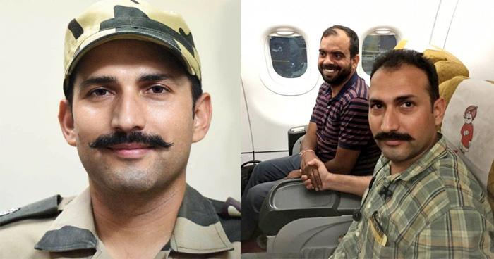 हवाई जहाज में बैठे यात्री को सीने में हुआ अचानक दर्द, BSF जवान ने किया ऐसा काम कि बच गई जान