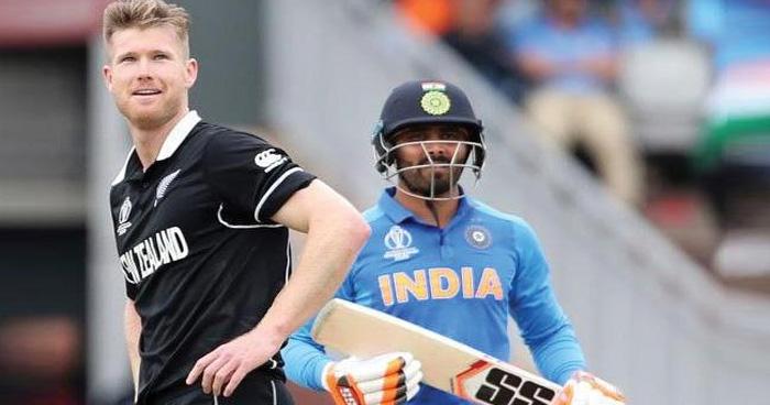 भारत को हराने के बाद जेम्स नीशम ने की इंडियन फैंस से अपील, कहा- 'प्लीज फाइनल का टिकट...'
