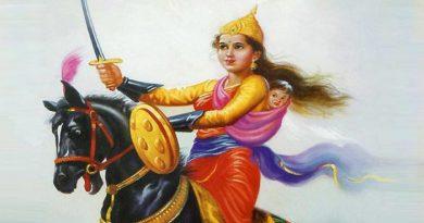 रानी लक्ष्मीबाई