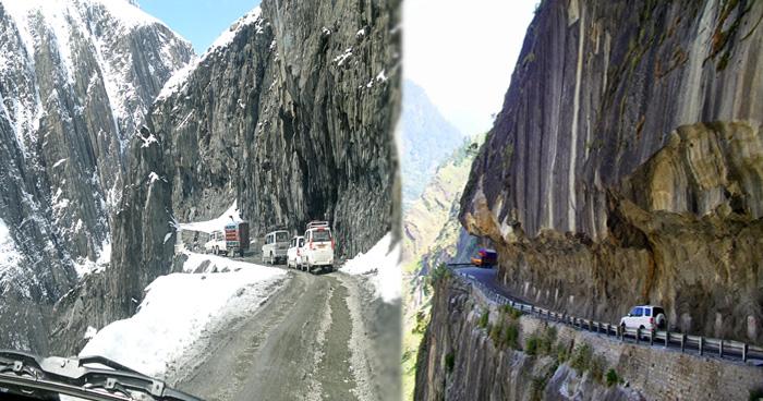 Photo of इन सड़कों से गुजरने की सोच रहे हैं तो हो जाएं सावधान, दुनिया में सबसे खतरनाक हैं ये 6 सड़कें