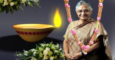 दिल्ली की फेवरेट सीएम शिला दीक्षित ने 81 वर्ष की उम्र में ली अंतिम सांस, गम में डूबा पूरा देश