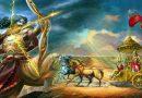 अर्जुन के रथ पर  इस वजह से नहीं हुआ दिव्यास्त्रों का असर लेकिन युद्ध खत्म होती ही लग गई थी आग